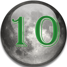 10 Moon Day