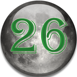26 Moon Day