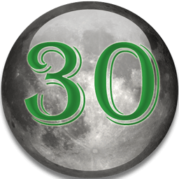 30 Moon Day