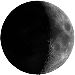 Moon Phase: Waxing Crescent