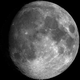 Moon Phase: Растущая Луна