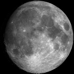 Moon Phase: Waxing Gibbous