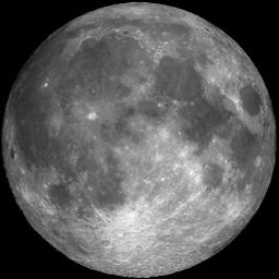 Moon Phase: Полнолуние