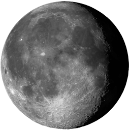 Moon Phase: Убывающая Луна