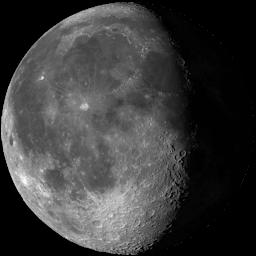 Moon Phase: Waning Gibbous