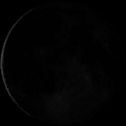 Moon Phase: Старая Луна