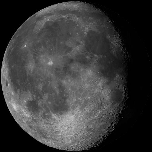 Убывающая Луна — фаза Луны