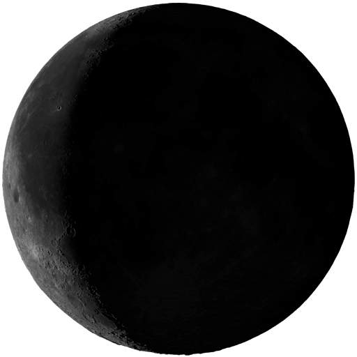 Moon Phase: Waning Crescent